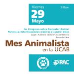 Mes Animalista en la UCAB