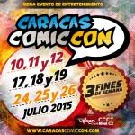 La RAC dice PRESENTE en el Caracas Comic Con por primera vez!