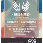 IV Feria Artesanal Hecho a Mano en EL Hatillo!