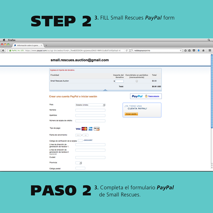PayPal RAC SITE 2