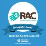Red de Apoyo Canino y Buscando Huellas